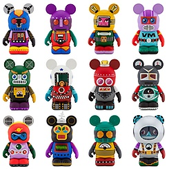 Vinylmation Robots 2 Series - 3''