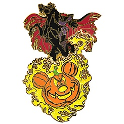 Halloween Headless Horseman Mickey Mouse Pin