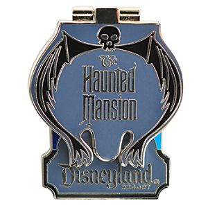 The Haunted Mansion Minnie and Mickey Mouse Pin