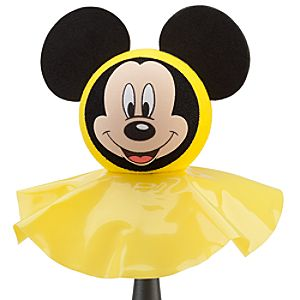 Rain Poncho Mickey Mouse Antenna Topper