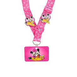 Mickey and Friends Pin Starter Set - 3-Pc