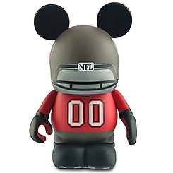 Vinylmation NFL Series Tampa Bay Buccaneers - 3''