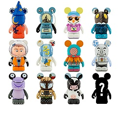 Vinylmation Park 8 Series Tray