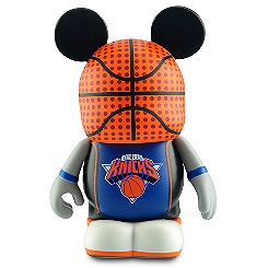 Vinylmation NBA Series New York Knicks - 3''