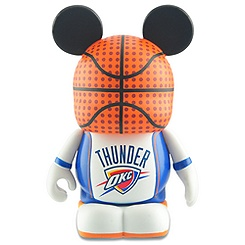 Vinylmation NBA Series Oklahoma City Thunder - 3''