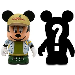 Vinylmation Park 11 Series Disney California Adventure Combo Pack - 3''