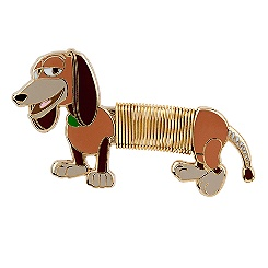 Slinky Dog Pin