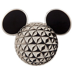 Mickey Mouse Icon Pin - Epcot