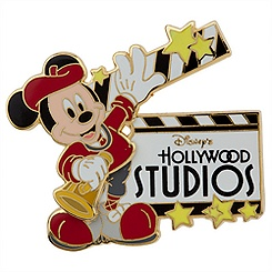 Mickey Mouse Pin - Disney's Hollywood Studios