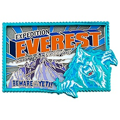 Expedition Everest Pin