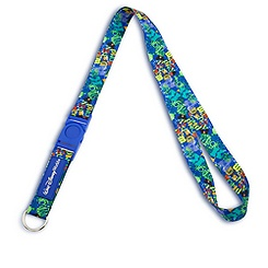 Walt Disney World Lanyard