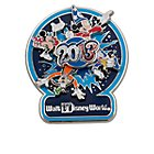 Sorcerer Mickey Mouse and Friends Spinner Pin - Walt Disney World - 2013