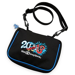 Sorcerer Mickey Mouse Pin Trading Bag - Walt Disney World 2013 - Small
