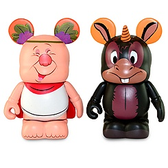 Vinylmation Fantasia Series 5 Set - 3'' - Bacchus and Jacchus