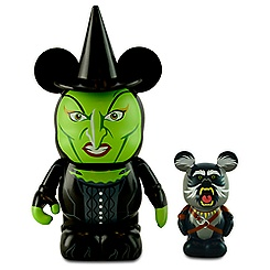 Vinylmation Oz Series Figure Set - Wicked Witch of the West with Flying Baboon