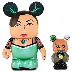 Vinylmation Oz Series Figure Set - 3'' Evanora with 1 1/2'' Knuck