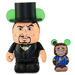 Vinylmation Oz Series Figure Set - 3'' Oscar Diggs with 1 1/2'' Finley