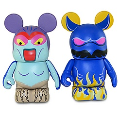 Vinylmation Fantasia Series 3'' Figure Set - 2-Pc. - Harpy and Demon