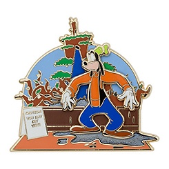 Goofy at Splash Mountain Pin - Online Exclusive