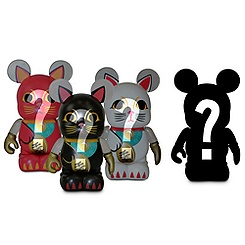 Vinylmation Urban Redux Series 1 Lucky Cat Combo Pack - 3''