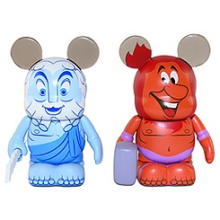 Vinylmation Fantasia Series 3'' Figure Set - Zeus and Vulcan