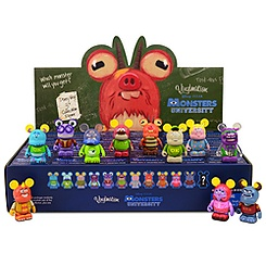 Vinylmation - Monsters University Series Tray