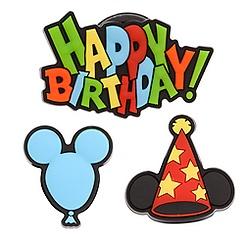 Birthday MagicBandits Set
