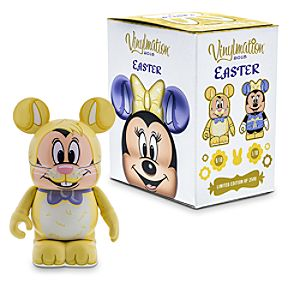 Vinylmation Easter 2015 Eachez 3'' Figure - Mickey and Minnie Mouse