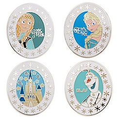 Frozen Pin Set