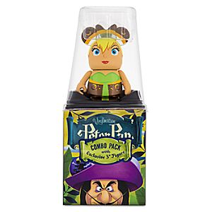Vinylmation Peter Pan Series Tinker Bell Combo Pack - 3''