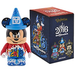 Vinylmation Walt Disney World 2016 Eachez 3'' Figure - Sorcerer Mickey