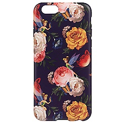 Tinker Bell Floral iPhone 6 Case