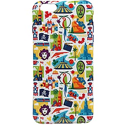 Disneyland Resort Icons iPhone 6 Plus Case