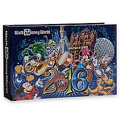 Sorcerer Mickey Mouse and Friends Photo Album - Walt Disney World 2016 - Small