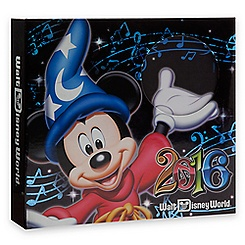 Sorcerer Mickey Mouse Photo Album - Walt Disney World 2016 - Medium