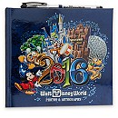 Sorcerer Mickey Mouse and Friends Autograph Book - Walt Disney World 2016