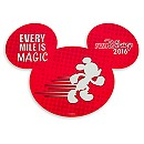 Mickey Mouse runDisney 2016 Decal
