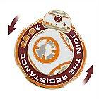 BB-8 Spinner Pin - Star Wars: The Force Awakens