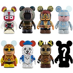 Vinylmation Movieland Series 1 Figure - 3'' - Limited Release
