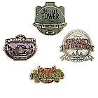 Disney Vacation Club Pin Trading Booster Set - Walt Disney World
