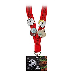 Tim Burton's The Nightmare Before Christmas Pin Trading Starter Set