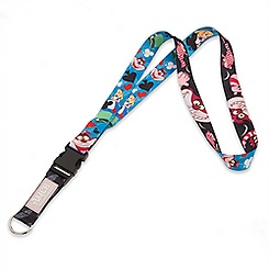Alice in Wonderland Lanyard
