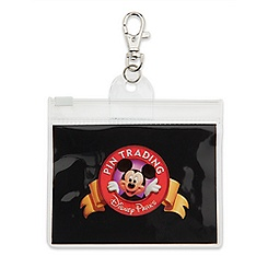 Mickey Mouse Lanyard Pouch - Disney Parks