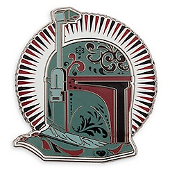 Boba Fett Pin - Star Wars