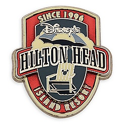 Disney's Hilton Head Island Resort Pin - Disney Vacation Club