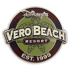 Disney's Vero Beach Resort Pin - Disney Vacation Club
