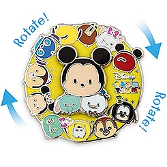 Disney ''Tsum Tsum'' Spinner Pin
