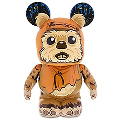 Vinylmation Star Wars 6 Series 9'' Figure - Wicket - Limited Edition