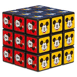 Disney Theme Park Edition Rubik's Cube