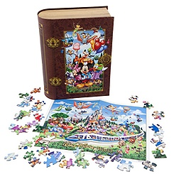 Storybook Walt Disney World Puzzle Set